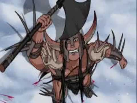 Dethklok-Thunderhorse(Original Demo Video)
