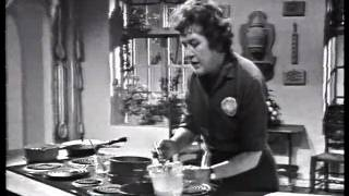 Julia Child The French Chef -More About Potatoes