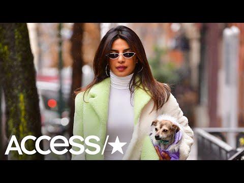 Priyanka Chopra Returns To NYC After Marrying Nick Jonas