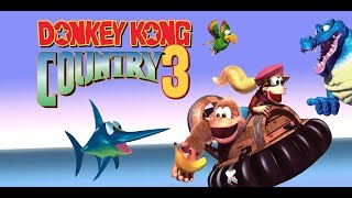 Donkey Kong Country 3 (SNES) Playthrough