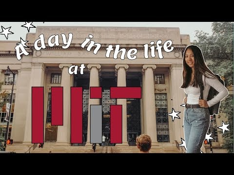 A (thicc) Day In The Life Of A College Student At MIT ✰