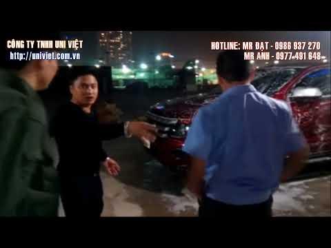 Hướng dẫn kỹ thuật rửa xe ô tô