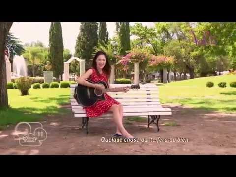 "Violetta 2: Francesca et Anna chantent ""Ser mejor"""