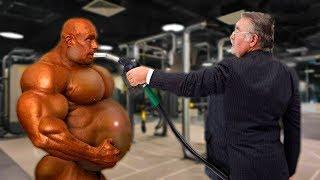 PSY - Lo Strano Fenomeno dei Bodybuilder col Pancione