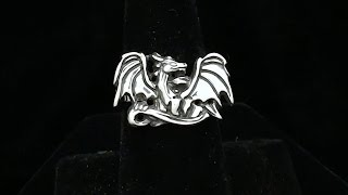 Dragon Ring by Paxton Jewelry