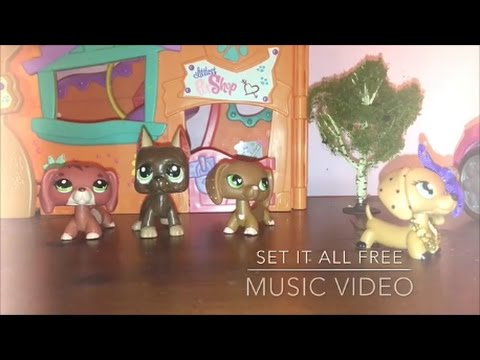 LPS Set It All Free Music Video ✔