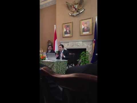 Penjelasan Detail Ketua Komisi III DPR (Dr Aziz Syamsuddin) mengenai kunjungan kerja ke Inggris. Mp3