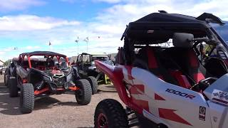 Moab Cliff Hanger Yamaha YXZ - 2017 Rally on the Rocks