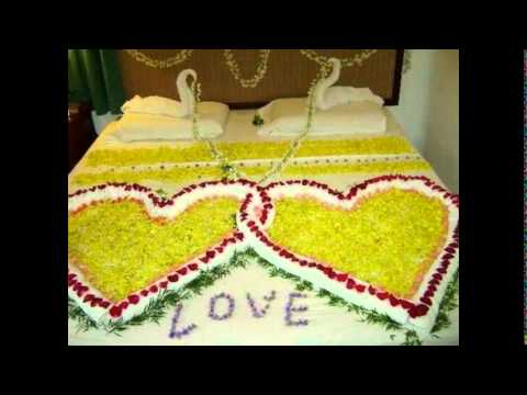 Best wedding bedroom decoration youtube best wedding bedroom decoration junglespirit Choice Image