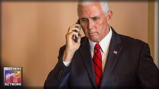 CLOCK TICKING: New Report Has MIKE PENCE Suddenly On Chopping Block - She Might Replace Him