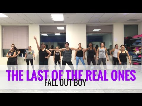 The Last Of The Real Ones by Fall Out Boy || Cardio Dance Party with Berns