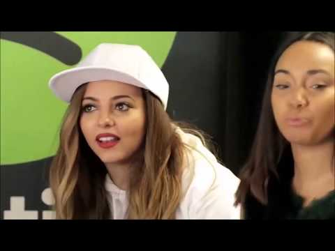 Jade Thirlwall being herself, an extra...