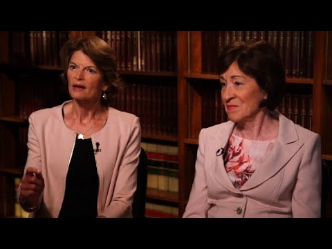 Collins, Murkowski on their health care 'no' vote