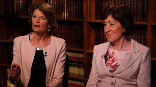 Collins, Murkowski on their health care 'no' vote