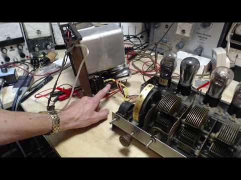 1928 RCA Victor Model 28V   Video #27 - Virtual Technician