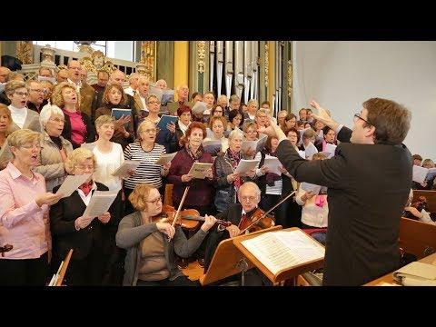 Diözesaner Chor- und Bläsertag in Altötting