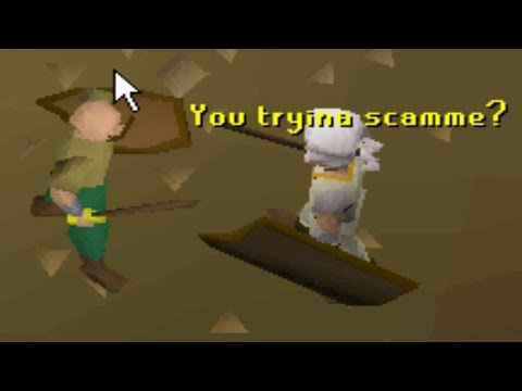 Messing with the new OSRS Mobile Noobs
