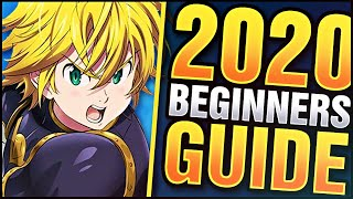 FULL Beginner Guide 2020 + BIGGEST MISTAKE TO AVOID - Seven Deadly Sins Grand Cross!