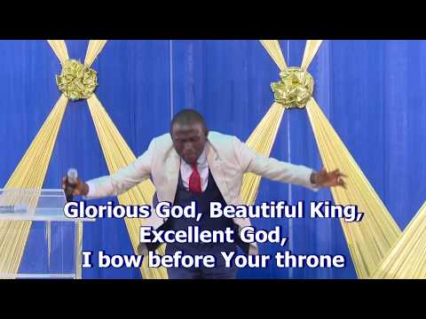 Elijah Oyelade: August 2017 Holy Ghost Party