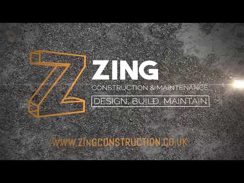Zing Construction Promotional Video