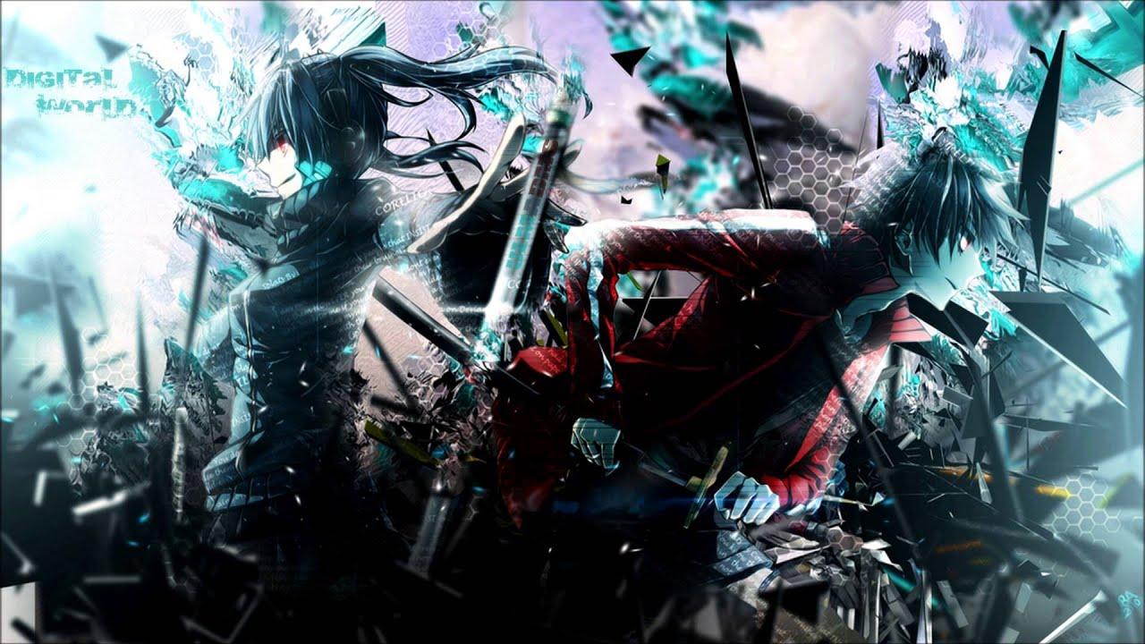 Nightcore digital world hd youtube - Digital world hd ...