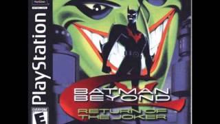 Batman Beyond Return of the Joker Game OST   Main title