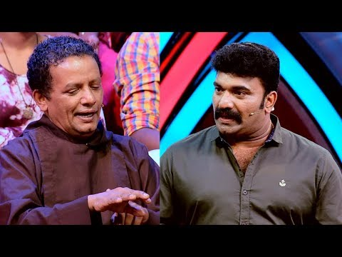 Chaya Koppayile Kodunkattu l EP 11 - Fr. Joseph Puthanpuraikkal on the floor  l Mazhavil Manorama