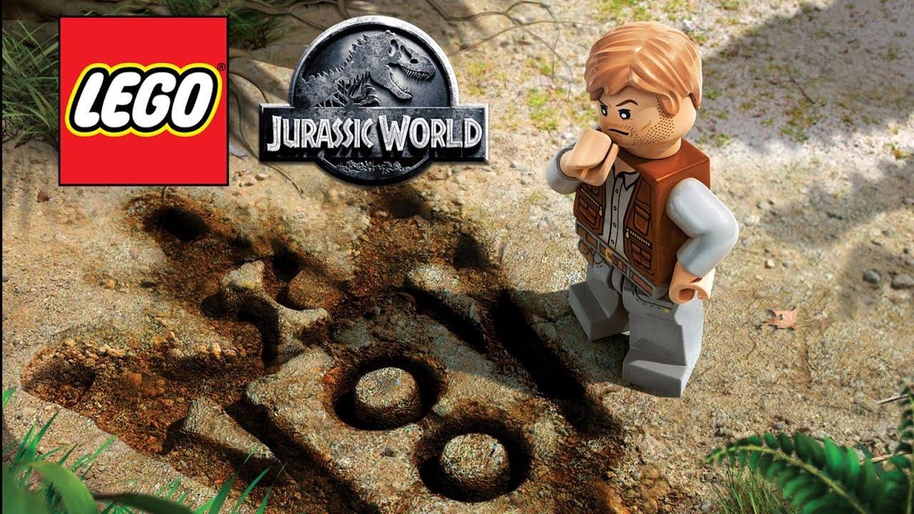 Zagrajmy Lego Jurassic World Pl Dinozaury Lego 1080p 26 Youtube