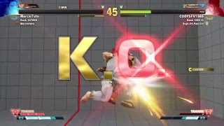 Salty Monday Super Lag Fighter V rank/ casual/ lounge
