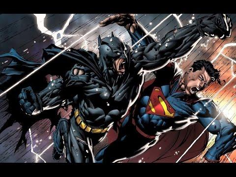 איך באטמן יכול לנצח את סופרמן