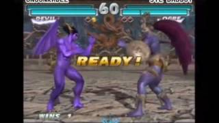 Strong Style 4 Tekken Tag Tournament Grand Finals: Unconkable vs STL Badboy part 1