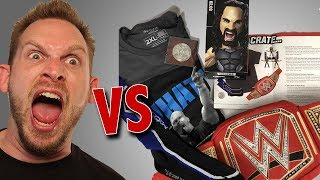 WWE Slam Crate - Grandest Stage Unboxing
