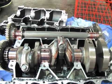 Seadoo Wake GTX Rotax Engine Build small sizemov  YouTube