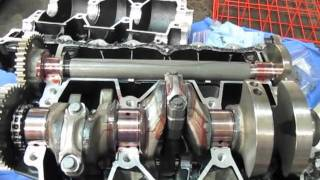 Seadoo Wake GTX Rotax Engine Build small size.mov