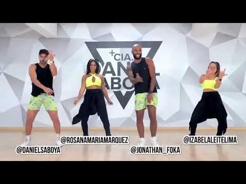 Ivocada - Ludimilla  e Léo Santana -  CiaDaniel Saboya Fc Coreografia