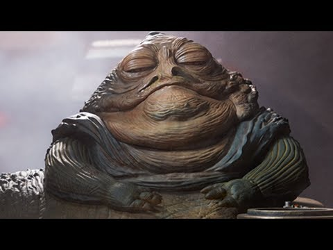 What Major Star Wars Fans Don't Know About Jabba The Hutt