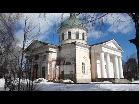 """ОКН """"Церковь Рождества Богородицы"""" в городе Чермоз."""