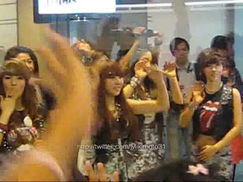 fancam 4Minute  Channel V Thailand