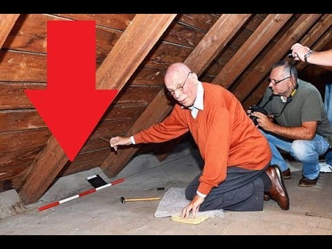 Man Who Goes Looking For His Father's Secret Attic Room Realizes What He'd Been Hiding