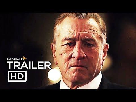 THE IRISHMAN Official Trailer #2 (2019) Robert De Niro, Al Pacino Movie HD