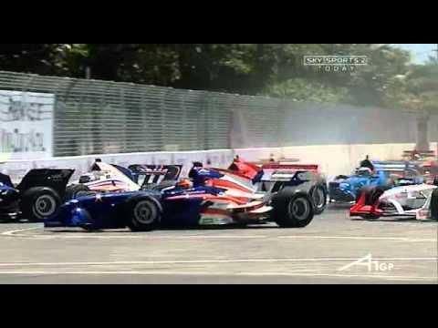 A1GP   2006 2007   Round 8   Race 1