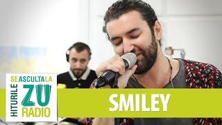 Smiley canta o piesa nelansata de pe urmatorul lui album (Live la Radio ZU)