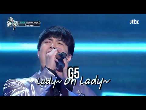 Lee Hyuk (이혁) : Best Live High Notes (C5-A5) [Personal Choice]