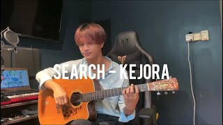 Search | Kejora - Anwar Amzah (unplugged version) - Fingerstyle cover
