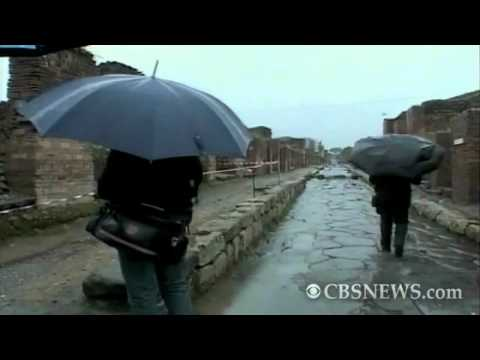 Ancient City of Pompeii in Danger