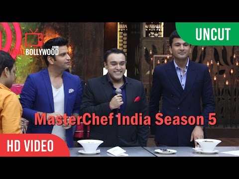 UNCUT - MasterChef India Season 5 | Kunal Kapur, Vikas Khanna, Zorawar kalra