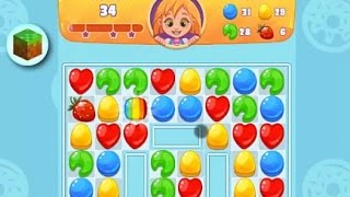 CANDY RAIN 4 GAME LEVELS 11-20 | KIDS GAMES