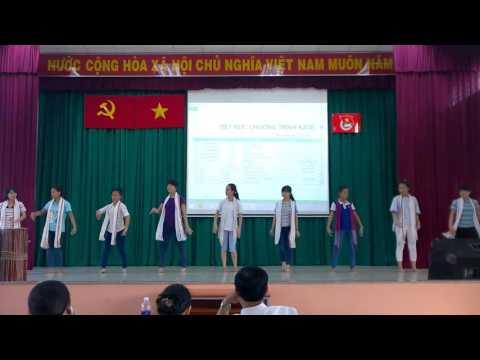 Múa Dâng Hoa Tháp Cổ   Nhóm Hương Sắc Chăm   Tổng duyệt SMLH 2015
