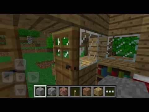 Minecraft Pocket Edition Running On Pc Windows 7 With Bluestacks