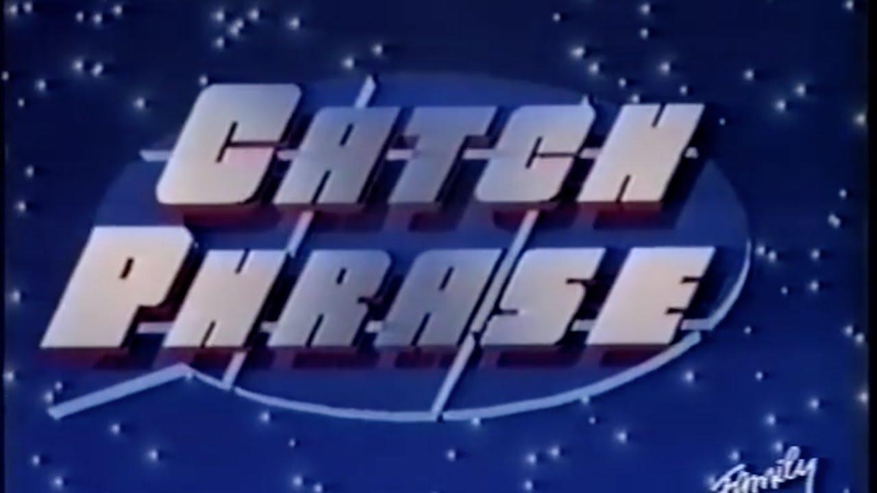 catchphrase series 1 episode